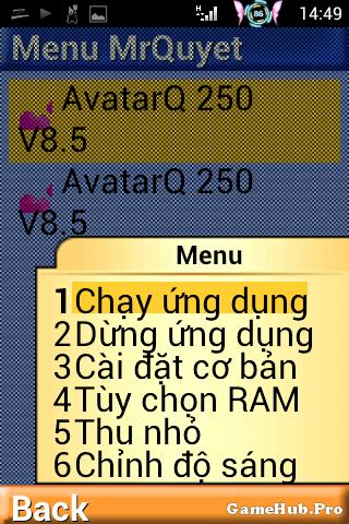 Hướng Dẫn Giả Lập .Jad Chạy x2 Game Trên Android