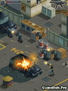Tải Game 24 Special Ops Jack Bauer Cho Java miễn phí
