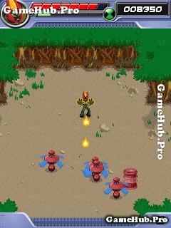 Tải Game Ben 10 Ultimate Alien : Ultimate Defender Java