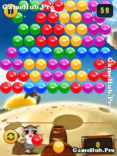 Tải Game Bubble Shooter Chồn Bắn Bóng Cho Java