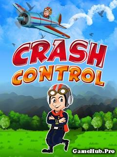 Tải Game Crash Control - Máy Bay Phiêu Lưu Hay Cho Java