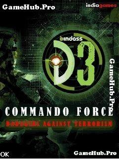 Tải Game D3 Commando Force Hành Động Bắn Súng Java