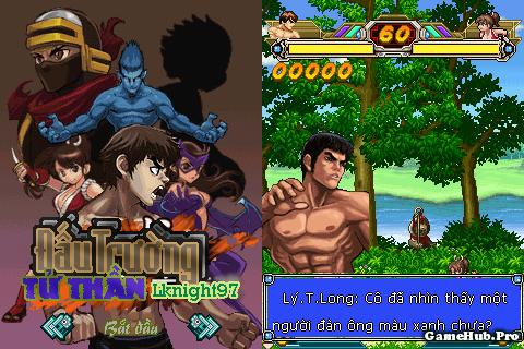 Tải Game Đấu Trường Tử Thần - Lý Tiểu Long Đối Kháng Java