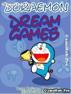 Tải Game Doraemon Sport Nhập Vai Nobita Cho Java
