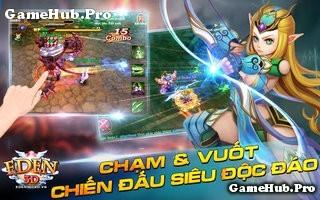 Tải Game Eden 3D Siêu Phẩm Nhập Vai Cho Android IOS