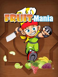 Tải Game Fruit Mania Chém Hoa Quả Crack Cho Java