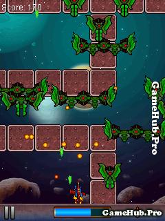 Tải Game Invaders Strike Máy Bay Chiến Đấu Cho Java