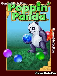 Tải Game Poppin Panda Gấu Bắn Bóng Cho Java