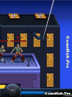 Tải Game Spider Man 3 Người Nhện Cho Java