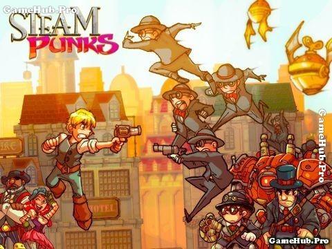 Tải Game Steam Punks Apk Hành Động Cho Android