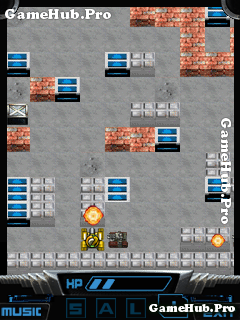 Tải Game Tank Generation Bắn Xe Tank Cho Java
