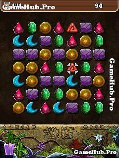 Tải Game Uncharted Jewels Tựa Candy Crush Saga Cho Java