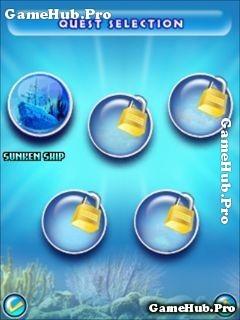 Tải Game Underwater Saga Bắn Bóng Cho Java