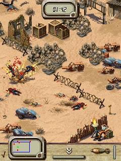 Tải Game Zombie Attack Tiêu Diệt Zombie Cho Java
