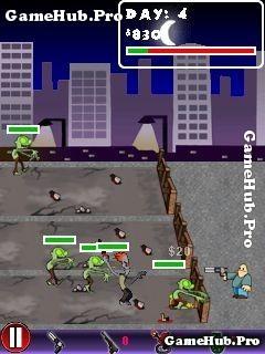 Tải Game Zombie Defense Tiêu Diệt Zombie Cho Java