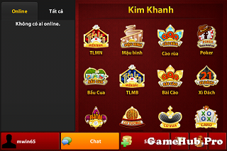 Tải iWin 474 Online - Game iWin 4.7.4 Cho Java Android