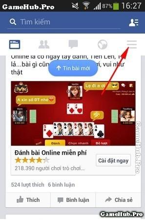 Hướng dẫn cách tắt âm thanh tin nhắn, thông báo Facebook