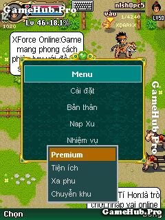 Tải Hack KPAH 168 Premium - Menu Tiện Ích cho Java Android