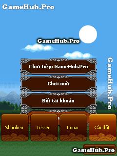 Hack Ninja School Online 136 Premium v9 cho Java Android