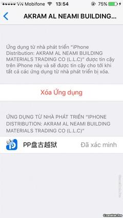 Hướng dẫn Jailbreak 9.3.3 trực tiếp trên iPhone, iPad