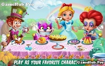 Tải game Alice in Wonderland Rush cho Android miễn phí