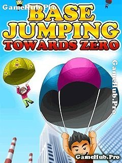 Tải game Base Jumping Towards Zero - Nhảy dù cho Java