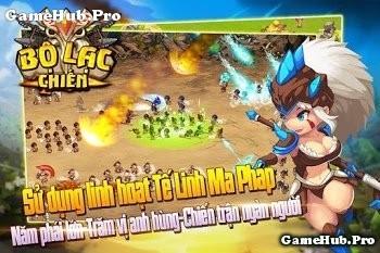 Tải game Bộ Tộc Chiến - Nhập vai chiến thuật cho Android