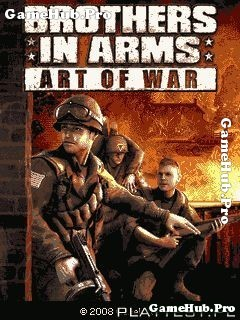 Tải game Brothers in Arms - Art of War Bắn Súng Java