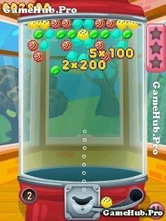 Tải game Candy Bubble Splash 2 - Bắn bóng hay cho Java