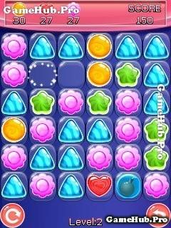 Tải game Candy Smash - Thu thập hoa quả hay cho Java