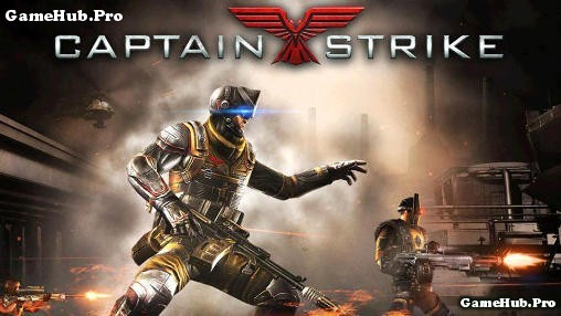 Tải game Captain Strike - Reloaded Bắn Súng FPS Android