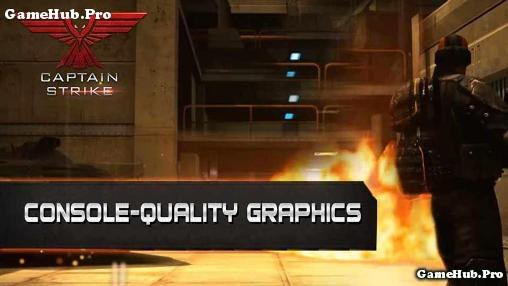 Tải game Captain Strike - Reloaded Bắn Súng FPS Android