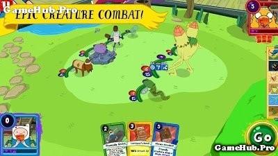 Tải game Card Wars Kingdom - Thẻ chiến thuật cho Android