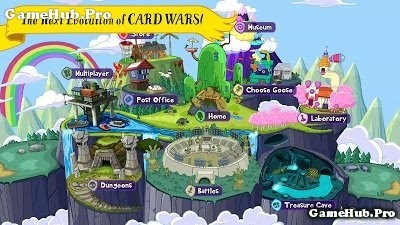 Tải game Card Wars Kingdom - Thẻ chiến thuật cho Android