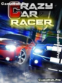 Tải game Crazy Car Racer - Lái Xe Lượm Tiền cho Java