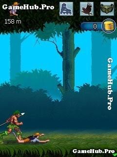 Tải game Deadly Jungle - Cô gái chạy trốn hay cho Java
