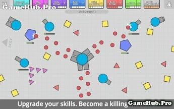 Tải game Diep.io - Bắn Tank Online cho Android cực hay