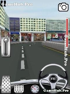 Tải game Driving 3D - Lái xe ô tô giữa thành phố Java
