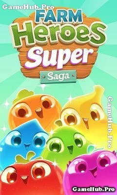 Tải game Farm Heroes Super Saga - Câu đố cho Android