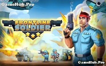 Tải game Frontline Soldier - Bắn súng Hiện Đại Android