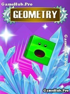 Tải game Geometry - Hình học trí tuệ cực chất cho Java