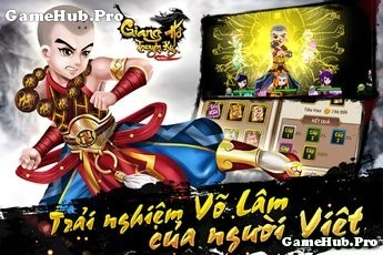 Tải game Giang Hồ Truyền Kỳ Mobile - Siêu phẩm Võ Lâm