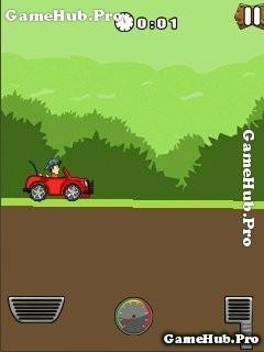 Tải game Hill Racing - lái xe lên núi cực khó cho Java
