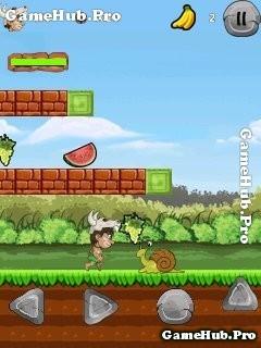 Tải game Jungle Adventure - Cậu bé phiêu Lưu cho Java