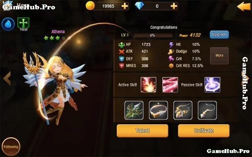 Tải game Lineage War - Nhập vai cực hay cho Android