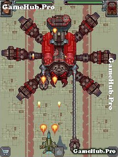 Tải game Mig 2D Retro Shooter - Bắn Máy Bay cho Java