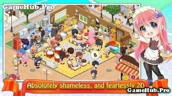Tải game Moe Girl Cafe 2 - Mô phỏng quản lý cho Android