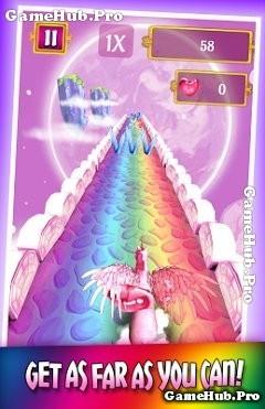 Tải game My Little Pegasus Runner - Đua ngựa phiên bản mới
