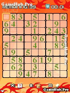 Tải game Platinum Sudoku 1 và 2 Trí tuệ Gameloft cho Java