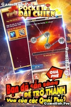 Tải game Pocket Đại Chiến - Thẻ bài Pokemon Turn base chất